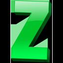 английская буква Zz