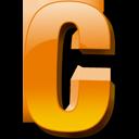английская буква Сс