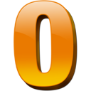 Английская буква O
