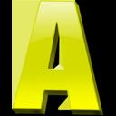 английская буква Aa