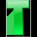 Английская буква T