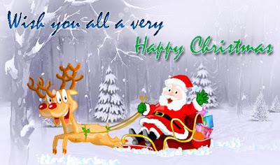 Счачтливого Рождества