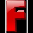 Английская буква F